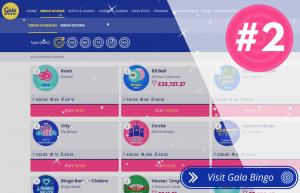 Best Online Bingo Sites - Gala Bingo 2