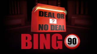 Buzz Bingo - Deal Or No Deal