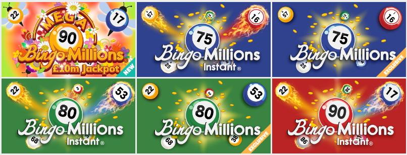 Buzz Bingo Millions