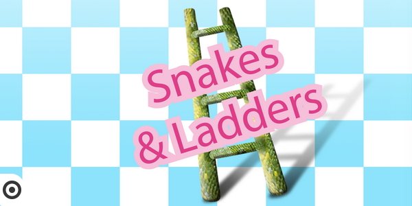 Snakes And Ladders Bingo
