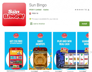 Sun Bingo Reviews