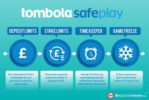 tombola safe play