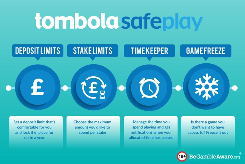 tombola safe play