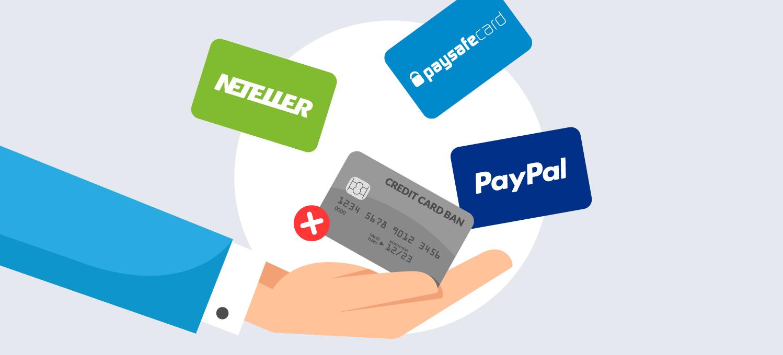 credit card ban starts today