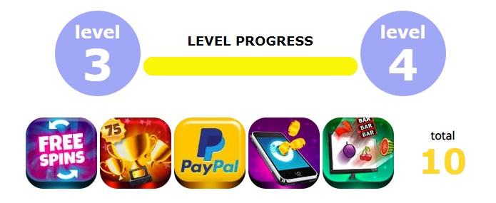 Bingo Fling Rewards Program