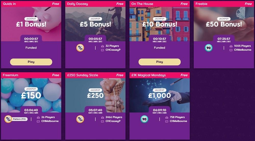 Lucky Charm Bingo Free Games Bingo