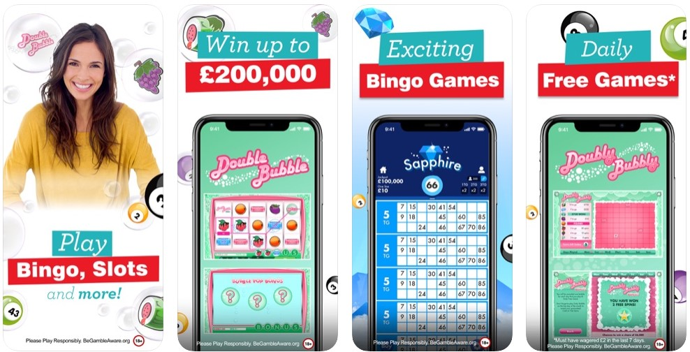 Womans Own Bingo Mobile App