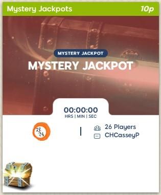 Woolly Bingo Mystery Jackpot