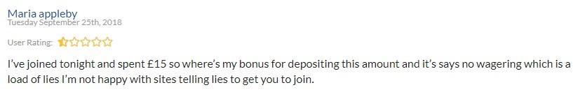 Betfair Bingo Player Review
