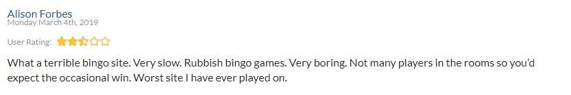 Bingo Besties Player Review