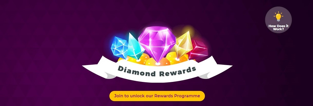 Bingo Diamond Rewards Program