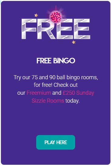 Bucky Bingo Free Bingo