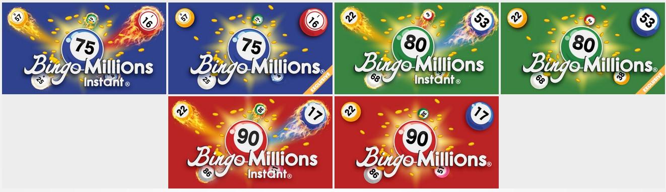Buzz Bingo Buzz Bingo Millions