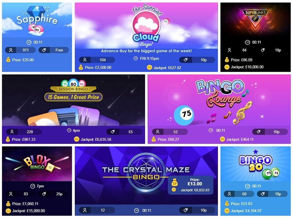 Chat Mag Bingo Lobby