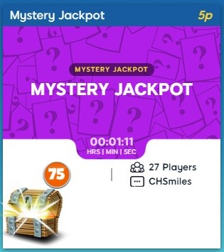 City Bingo Mystery Jackpot