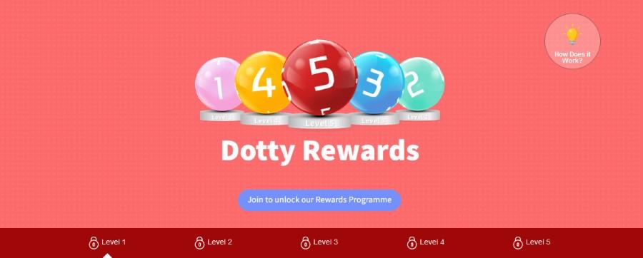 Dotty Bingo Rewards Program
