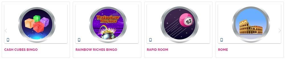 Fabulous Bingo Lobby 2