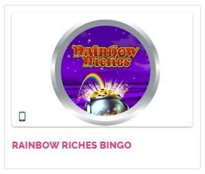 Fabulous Bingo Rainbow Riches Bingo