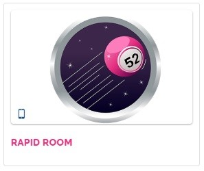 Fabulous Bingo Rapid Room