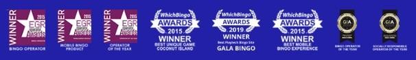 Gala Bingo Awards