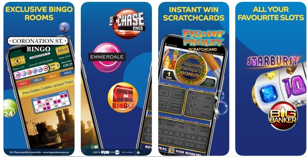 Gala Bingo Mobile Apps