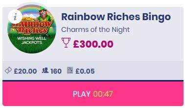 Gala Bingo Rainbow Riches