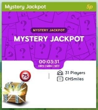 Monkey Bingo Mystery Jackpot