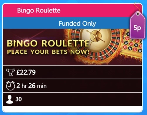 Moon Bingo Bingo Roulette