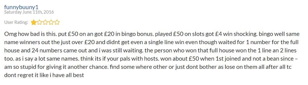 Moon Bingo Player Review 3