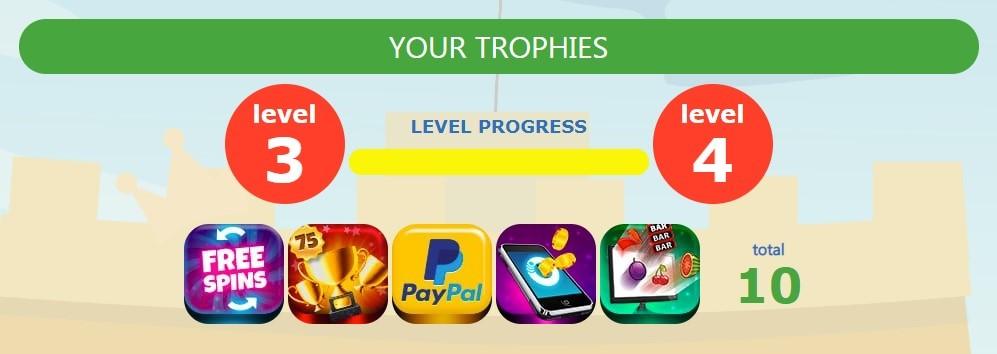 Palace Bingo Rewards Program