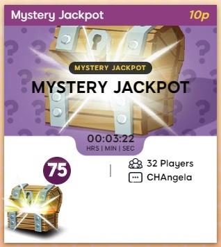 Posh Bingo Mystery Jackpot