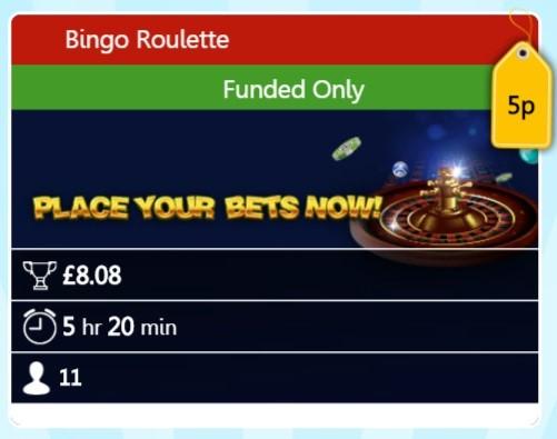 Robin Hood Bingo Bingo Roulette