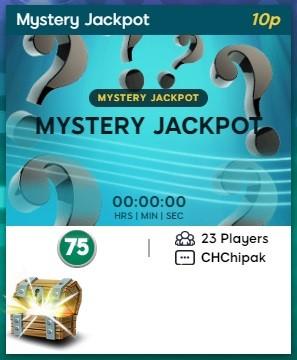 Sing Bingo Mystery Jackpot