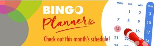 Woman Bingo Planner
