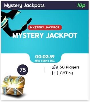 Yay Bingo Mystery Jackpot