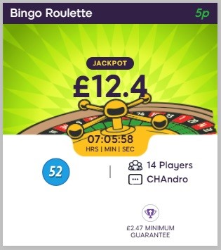 BBQ Bingo Bingo Roulette
