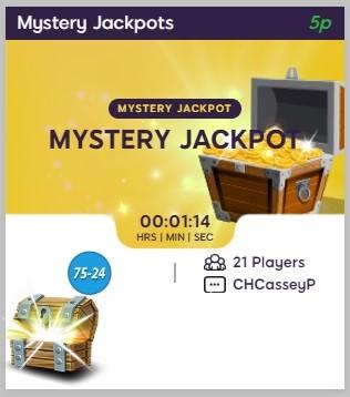 BBQ Bingo Mystery Jackpot