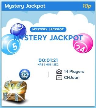 Bingo Loft Mystery Jackpot