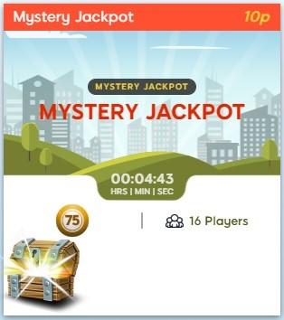 Bingo Street Mystery Jackpot