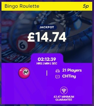 Bingorella Bing Roulette