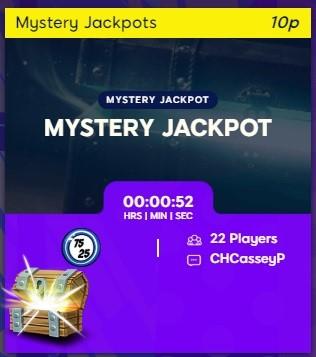 Bingorella Mystery Jackpot