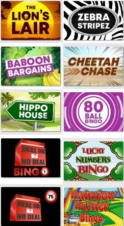 Boyle Bingo Lobby