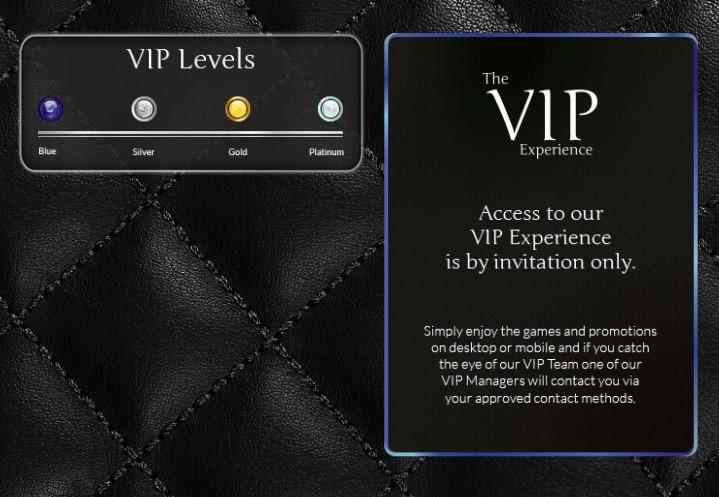 Bubble Bonus Bingo VIP System