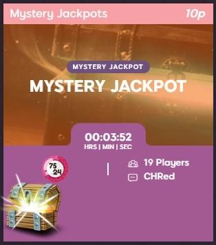 Bumble Bingo Mystery Jackpot