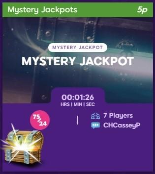 Butterfly Bingo Mystery Jackpot