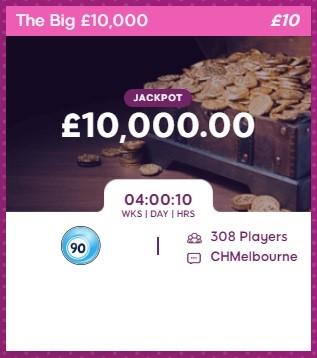 Candy Shop Bingo The Big £10,000