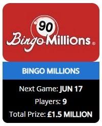 Carlton Bingo Bingo Millions
