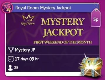 Chit Chat Bingo Mystery Jackpot