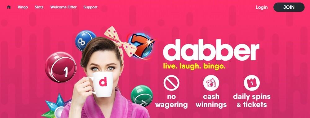 Dabber Bingo Website
