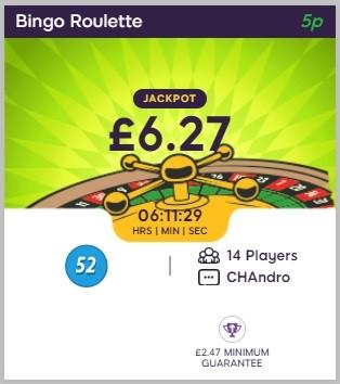Easter Bingo Bingo Roulette